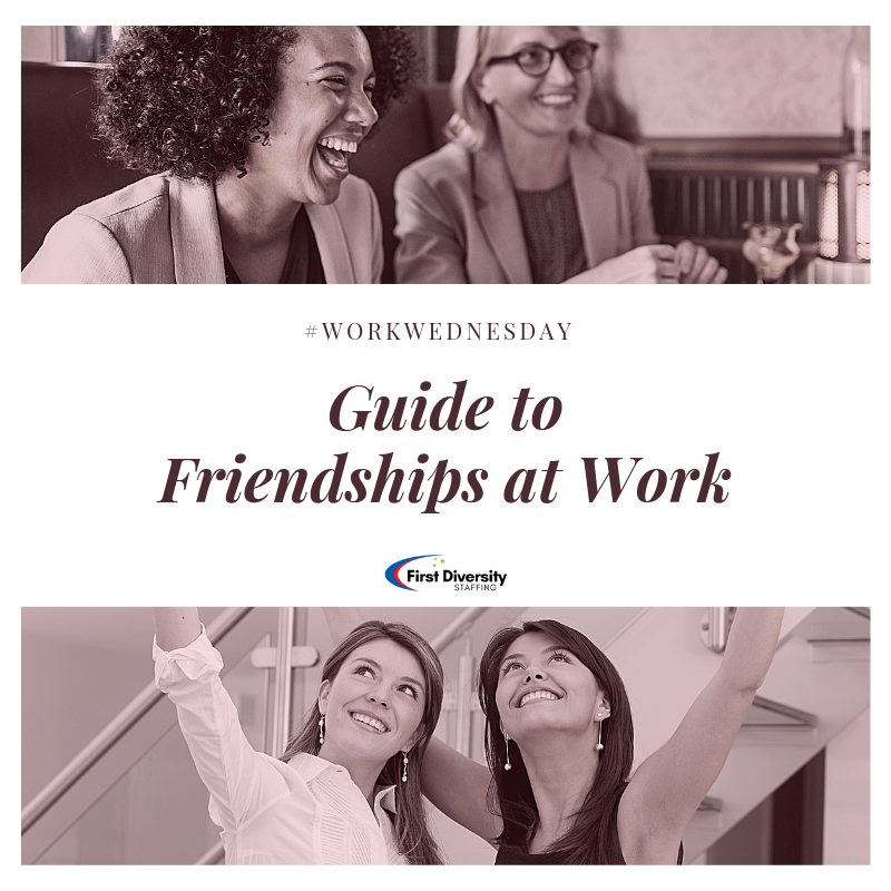women's history month guide to friendships at work women at work jobs careers
