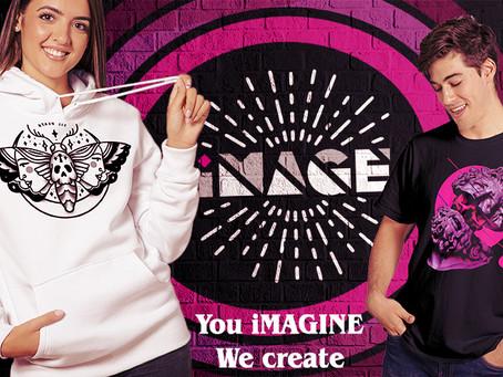 Testimonianze: IMAGE You iMAGINE, we Create!