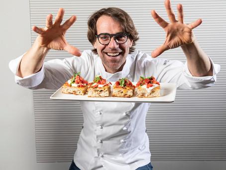 Testimonianze: Renato Bosco Pizza Pane Passione