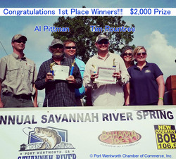 Rountree and Pittman_1st Place Winners