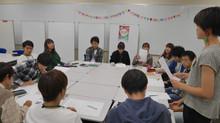 帝京大学でワークショップ講義