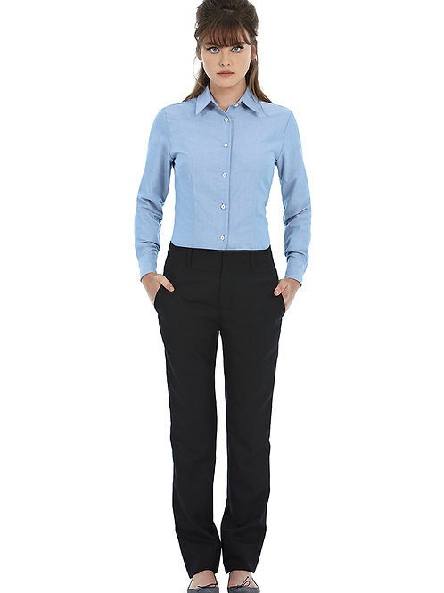 BA707 Oxford long sleeve /women