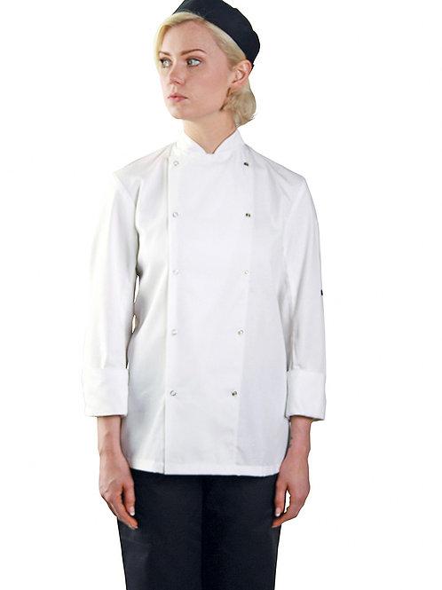 DE002 Chef's jacket long sleeve (DD08)