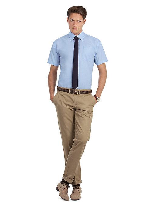 BA708 Oxford short sleeve /men
