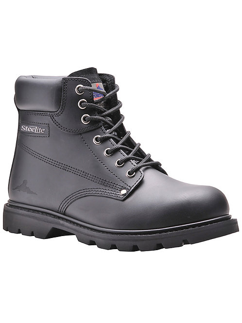 PW322 Steelite™ Welted safety boot SBP HRO (FW16)