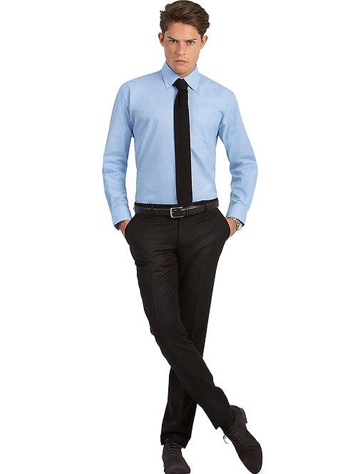 BA706 Oxford long sleeve /men