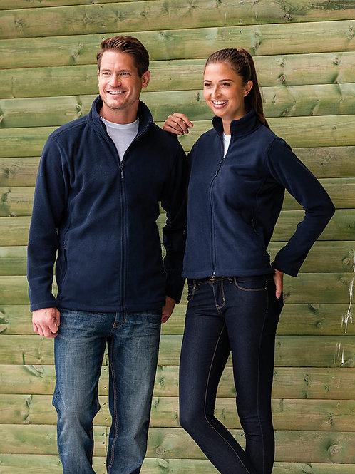 8700 Full zip outdoor fleece