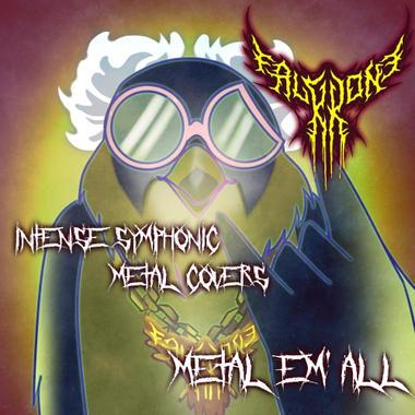 Intense Symphonic Metal Covers: Metal 'Em All