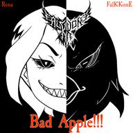 Bad Apple!!!