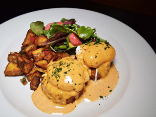 UPTOWN BRUNCH LOVE: COVE LOUNGE