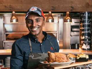 MARCUS SAMUELSSON SHARES HIS FAVORITE HARLEM SPOTS & DETAILS ABOUT THIS YEAR'S HARLEM EATUP!
