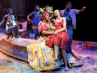 CARIBBEAT: Harlem's Cove Lounge and Broadway's 'Once on This Island' musical made fr