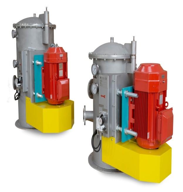 Medium Density Pulpers
