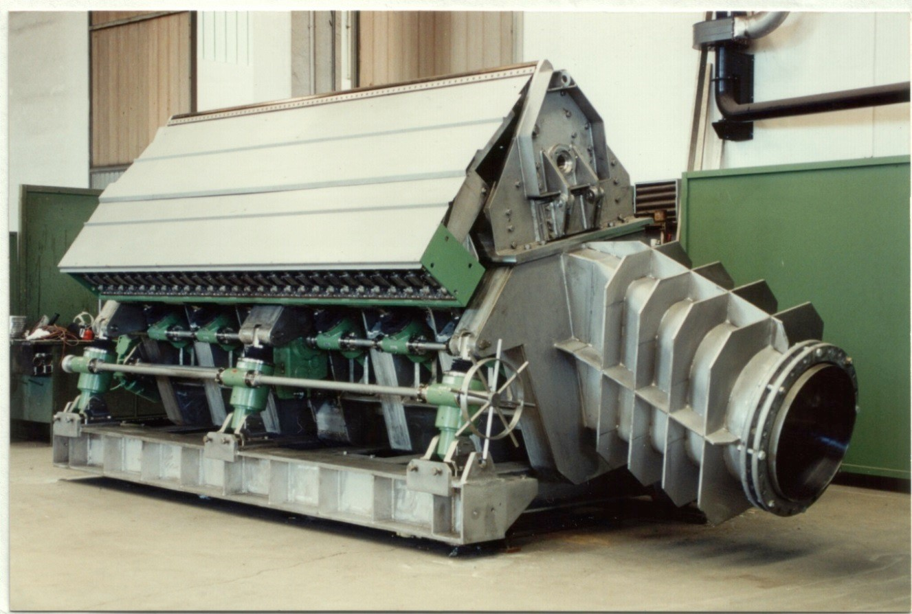 ST Hydraulic Twin Wire Headbox