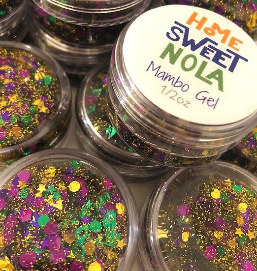 Mardi Gras Glitter