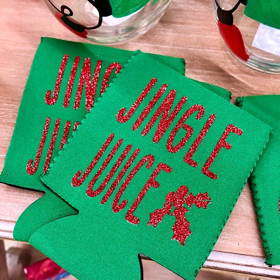 Jingle Juice Drink Huggie