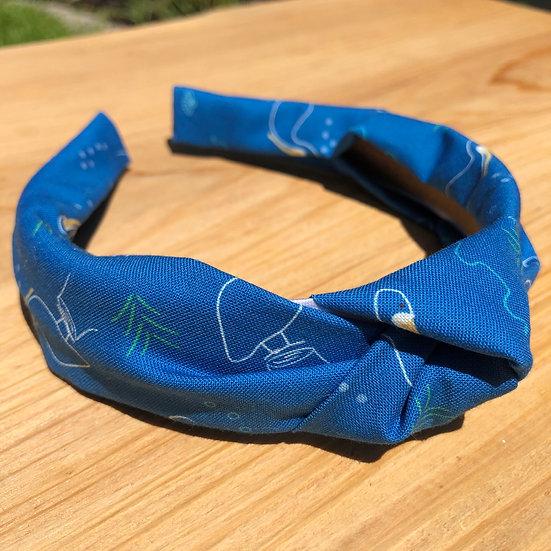 Pelican Knot Headband