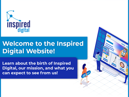 Welcome to Inspired Digital...