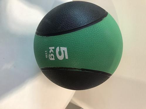 5kg rubber med ball