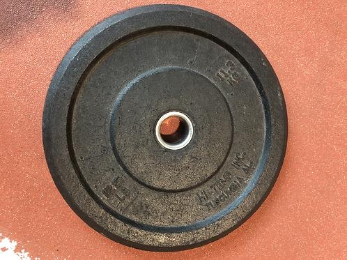 25lb bumper plates