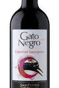 Vino Gato negro CABERNET SAUVIGNON 375 ml