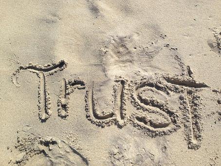 Do you believe in trust in technology?