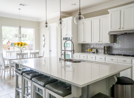 Top 5 Kitchen Improvements for 2020