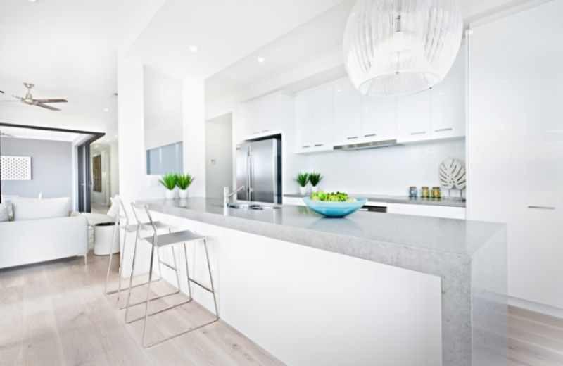 coastal kitchen countertops