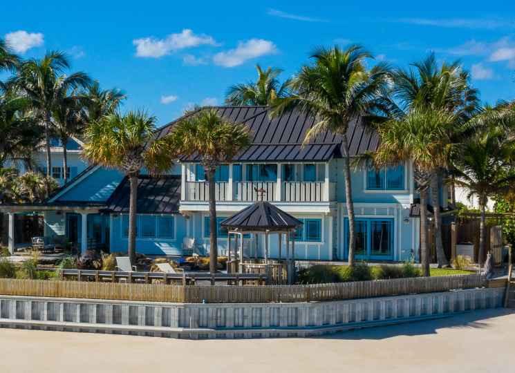 Oceanfront Vero Beach Home
