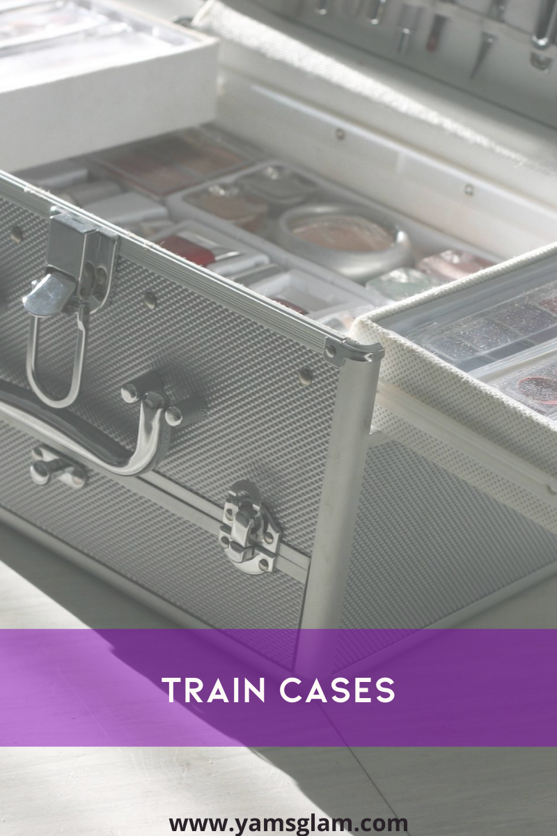 makeup train case