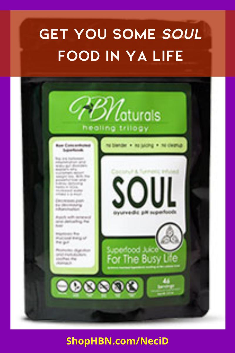 HB Naturals Soul Superfood Powder
