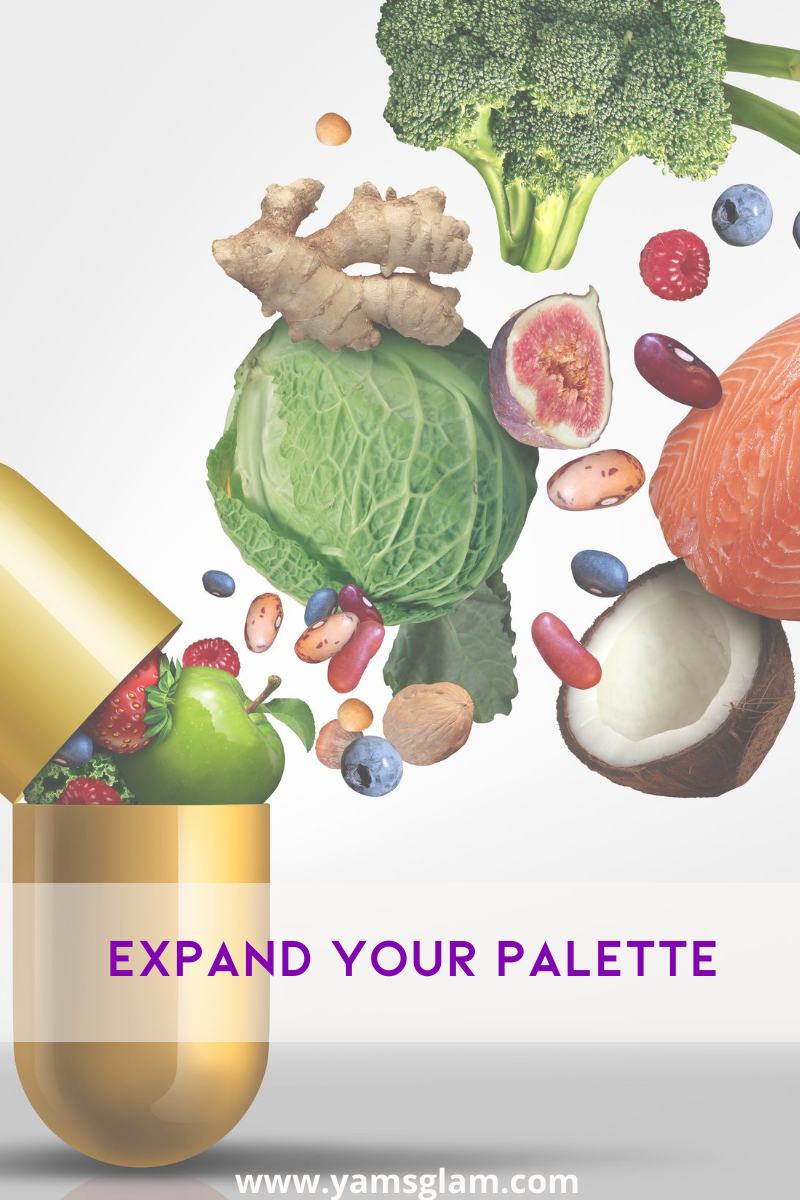 healthy foods in a pill form