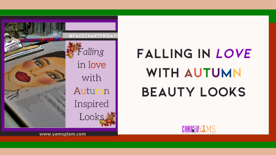 Autumn Beauty Look Blog Post Cover
