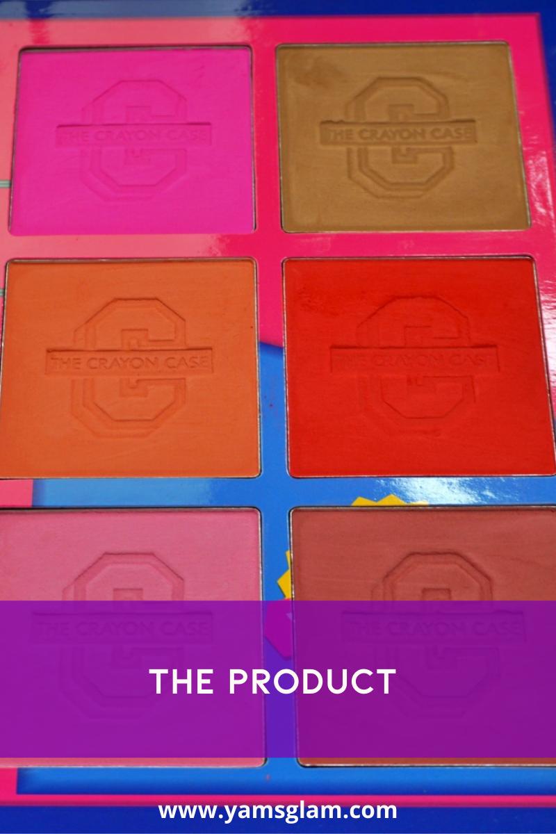 Blush Binder Product