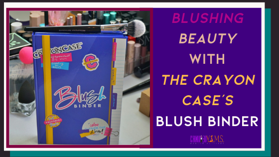 Blushing Beauty: the Blush Binder Product Review