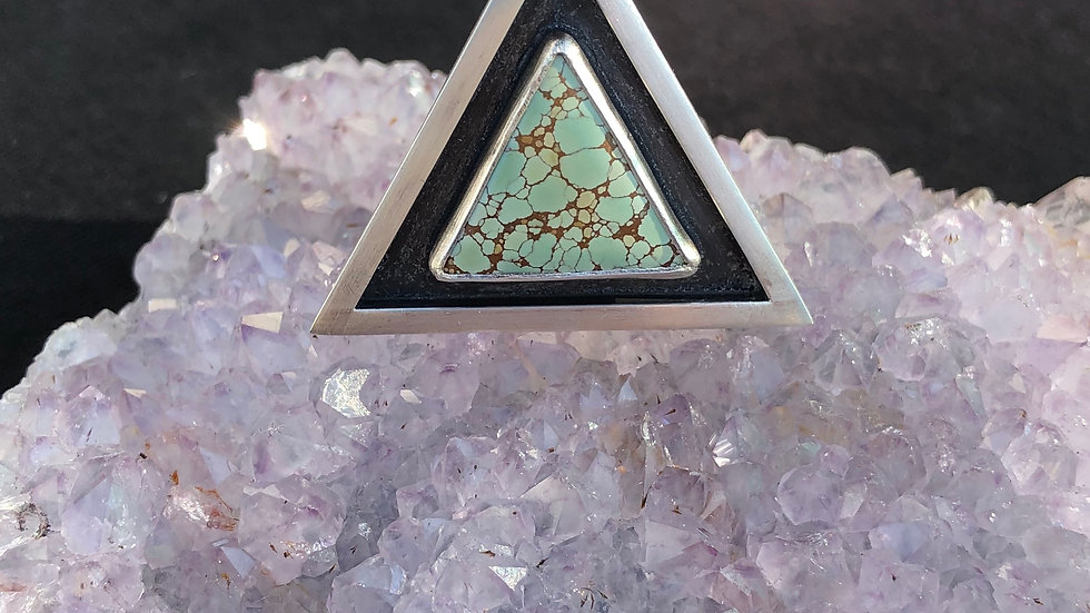 Sand Hill Turquoise Triangle