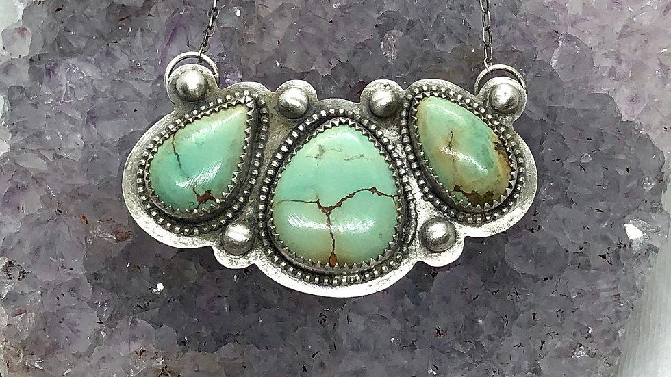 Triple Hubei Turquoise