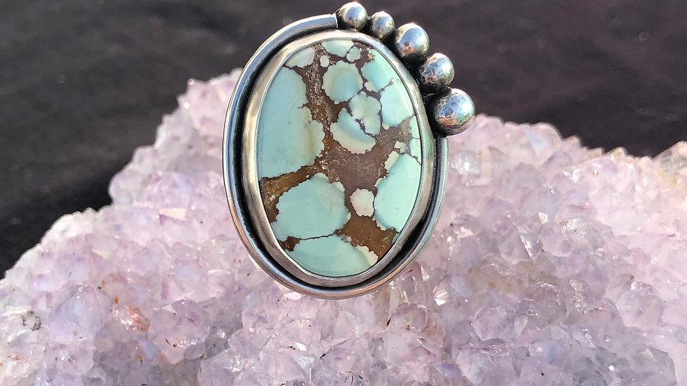 Pastel Treasure Mountain Turquoise