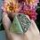 Thumbnail: Hubei Turquoise and Peruvian Pyrite Open Ring