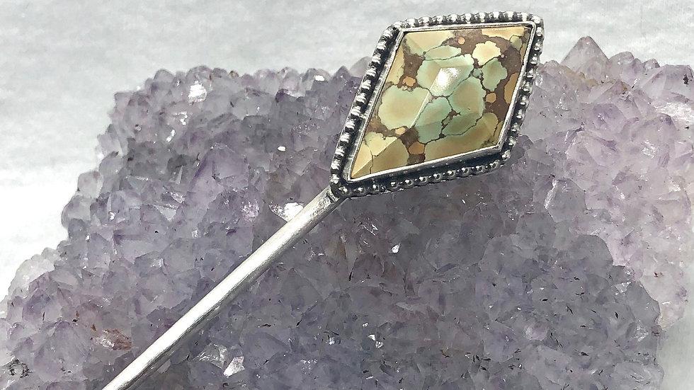 Treasure Mountain Diamond Hairstick
