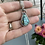 Thumbnail: Faceted Bao Canyon Turquoise Necklace