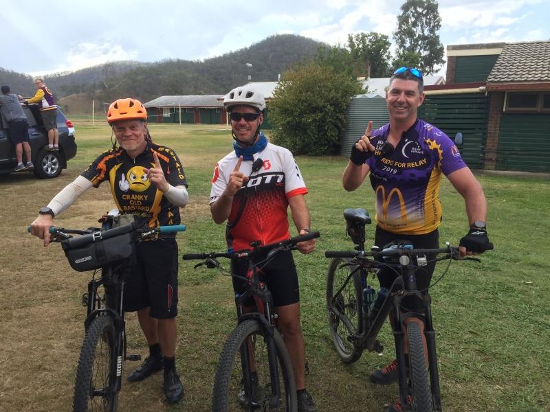 100km team- Day 3