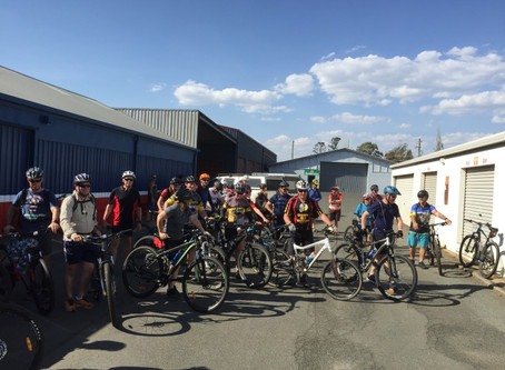 Bikes and Beers Ride 2019