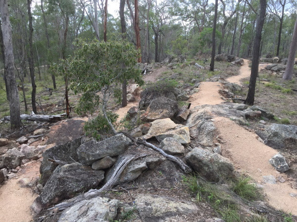Trail 1 and 2