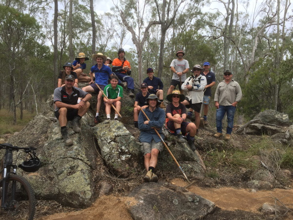 Trail Care Crew