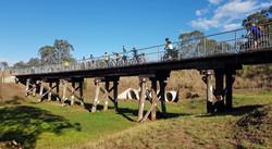 Tinny bridge