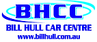 Bill Hull Car Centre Sponsor