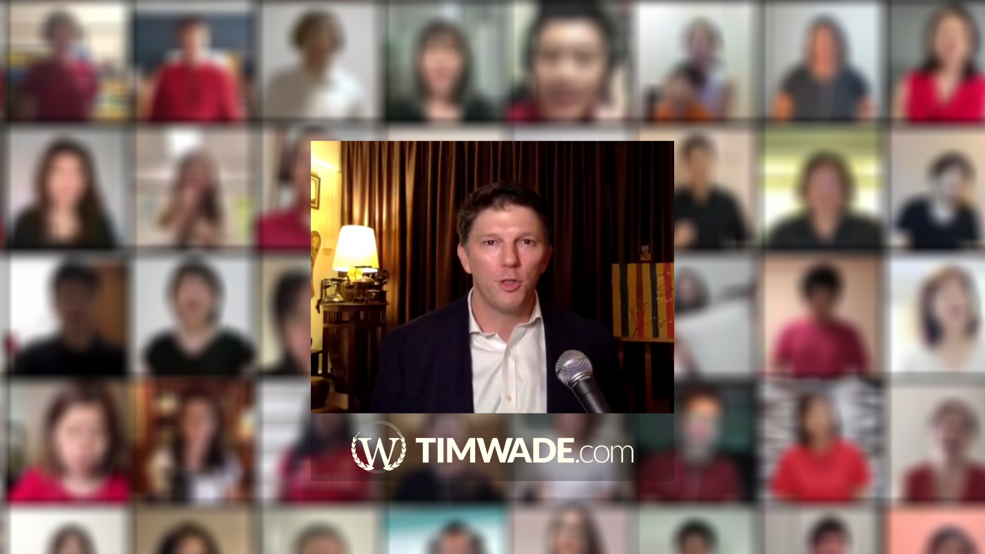 Book a quick call with Tim Wade