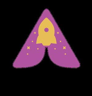 Promotion Payrise rocket logo