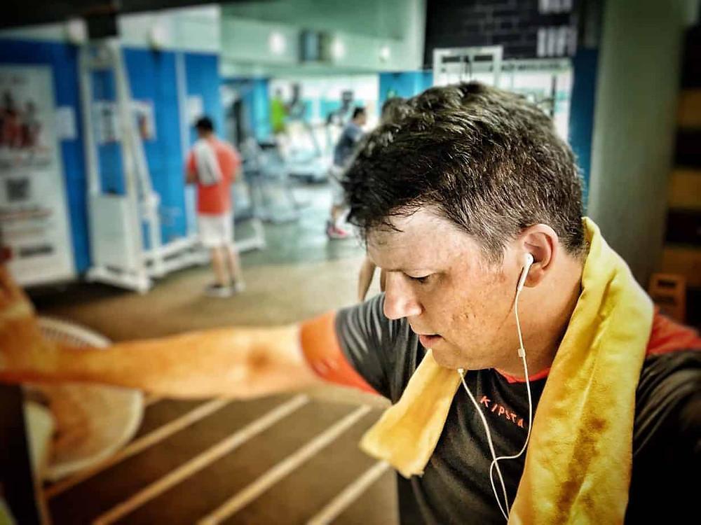 Tim Wade self-motivation, discipline, gym mindset